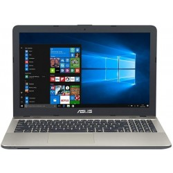 Asus K541UV-DM1149T Laptop - Intel Core i5-7200U, 15.6-Inch FHD, 1TB, 6GB, 2GB VGA-920MX, Eng-Arb-Kb, Windows 10, Black
