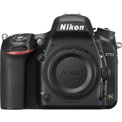 Nikon D750 Body Only - 24.3 MP, SLR Camera