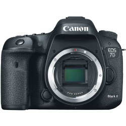 Canon EOS 7D Mark II , Body Only - 20.2 Megapixel, DSLR Camera