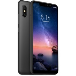 Xiaomi Redmi Note 6 Pro 4GB RAM 64GB ROM Official Global Version Smartphone Black
