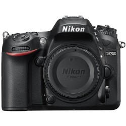Nikon D7200 Body Only - 24.2 MP, DSLR Camera, Black