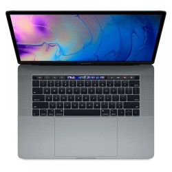 Apple MacBook Pro MR942 with Touch Bar and Touch ID Laptop -8th Gen-Intel Core i7,2.6Ghz, 15.4-Inch, 512GB SSD,16GB, 4GB VGA-Radeon Pro 560x,Eng-KB, macOS, Space Gray