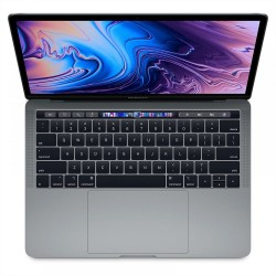 Apple MacBook Pro MR9R2 with Touch Bar and Touch ID Laptop -8th Gen-Intel Core i5,2.3Ghz, 13.3-Inch, 512GB SSD,8GB, Eng-KB, macOS, Space Gray