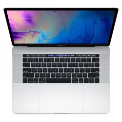 Apple MacBook Pro MR962 with Touch Bar and Touch ID Laptop -8th Gen-Intel Core i7,2.2Ghz, 15.4-Inch, 256GB SSD,16GB, 4GB VGA-Radeon Pro 555x,Eng-KB, macOS, Silver