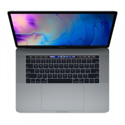 Apple MacBook Pro MR932 with Touch Bar and Touch ID Laptop -8th Gen-Intel Core i7,2.2Ghz, 15.4-Inch, 256GB SSD,16GB, 4GB VGA-Radeon Pro 555x,Eng-KB, macOS, Space Gray