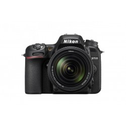 Nikon D7500 with AF-S 18-140mm f/3.5-5.6G ED VR Lens -SLR Camera
