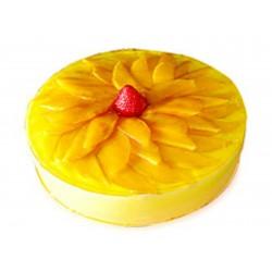 1 Kg Mango Cake