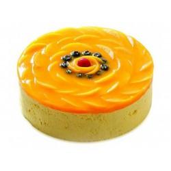 2 Kg Mango Cake