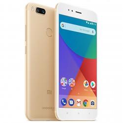 Xiaomi Mi A1 Dual Sim - 32GB, 4GB RAM, 4G LTE, Gold