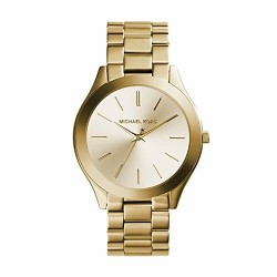 MICHAEL KORS Runway Champagne Dial Ladies Watch MK3179
