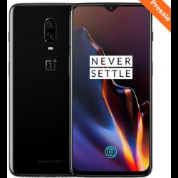 Oneplus 6T 4G LTE Smartphone 8GB 128GB- Mirror Black