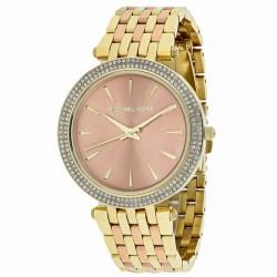 MICHAEL KORS Darci Pink Dial Ladies Watch MK3507