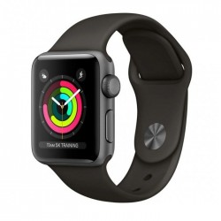 Apple Watch Series 3 38mm Smartwatch(WIFI) MQKV2 BLACK