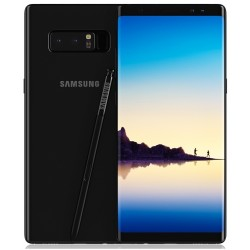Samsung Galaxy Note 8-Midnight Black