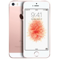 Apple iPhone SE with FaceTime - 32GB-Rose Gold