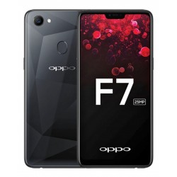 OPPO F7 Dual SIM 64GB Diamond Black 4G LTE