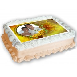 2 Kg personalised Photo Cake