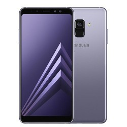 Samsung Galaxy A8 Plus (2018)-Orchid Grey