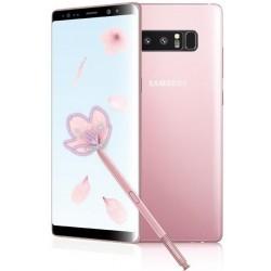 Samsung Galaxy Note 8-Star Pink