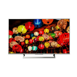 Sony 55 Inch 4K Ultra HD HDR Android TV with 4K Ultra HD X-Reality PRO - KD-55X8000E