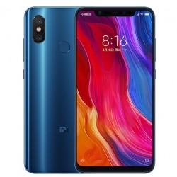Xiaomi Mi 8 Smartphone 6GB Ram 256GB ROM 6.21 Inch 4G LTE  - BLUE