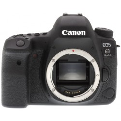 Canon EOS 6D Mark II Body, 26.2 MP, DSLR Camera